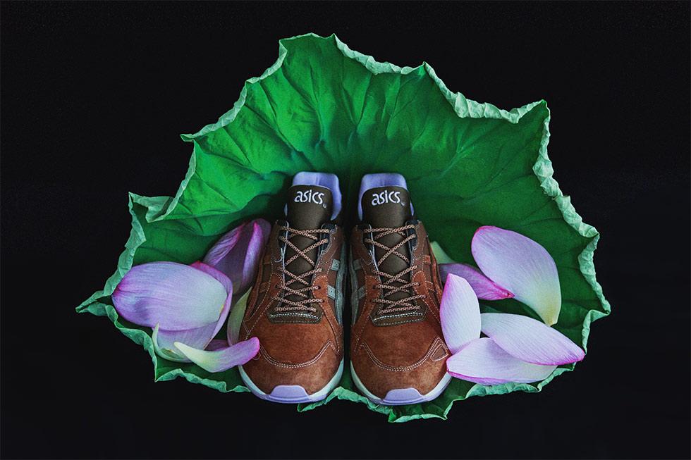 Asics mita lotus sneaker nieuws man man
