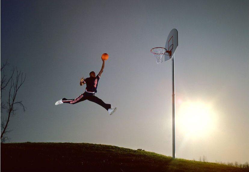 Michael jordan-air-Nike-MAN MAN