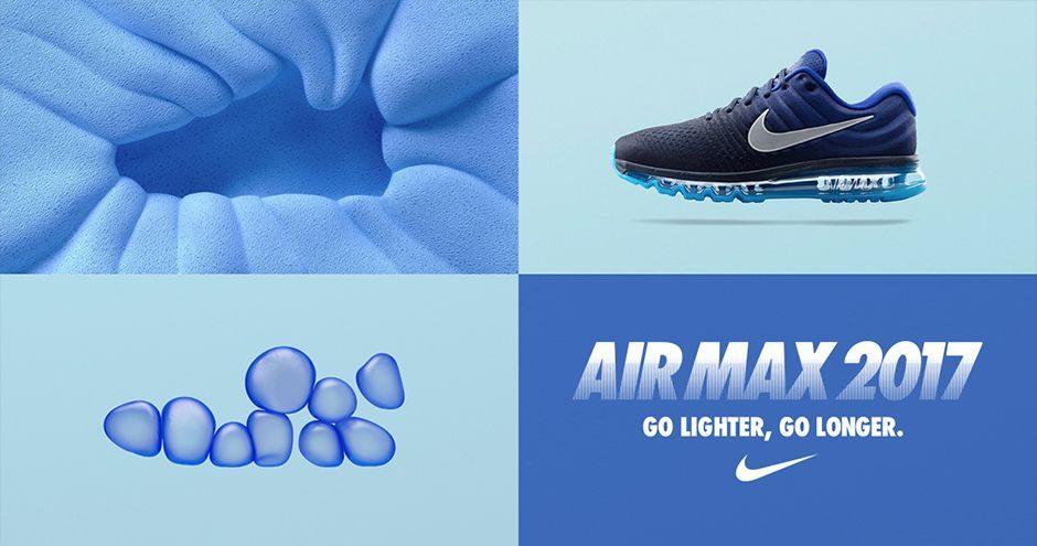 Nike air max 2017 nieuwe sneaker man man