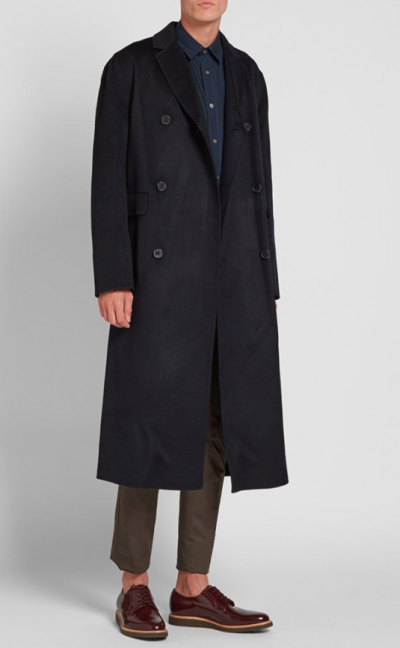 blauwe coat-herenjas-peaky blinders-MAN MAN