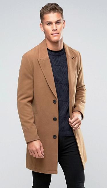 Wonderlijk 15 stijlvolle camel coats voor deze winter | MAN MAN HX-79