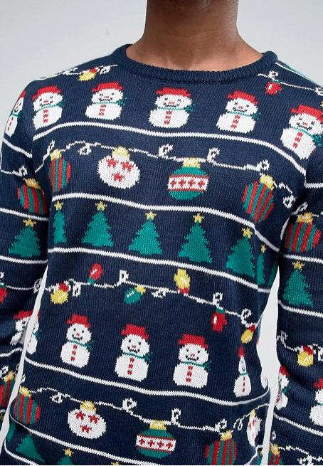 15 Geniale Foute Kersttruien Die Jij Deze Kerst Kunt Rocken