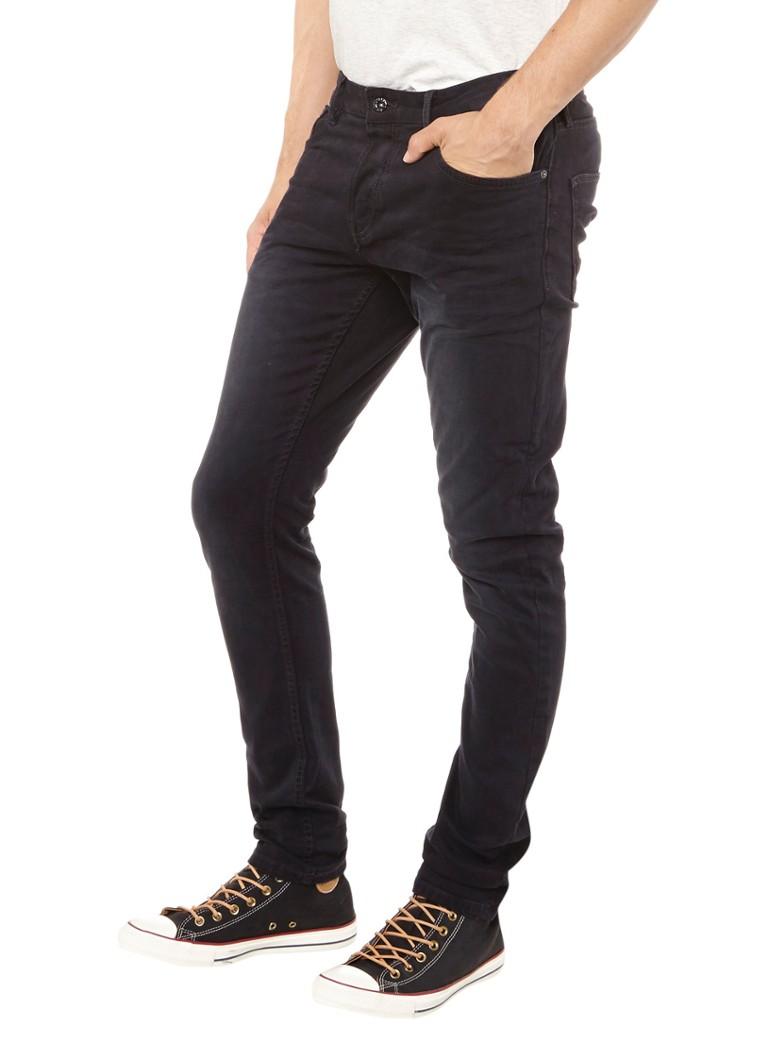 leren skinny jeans heren