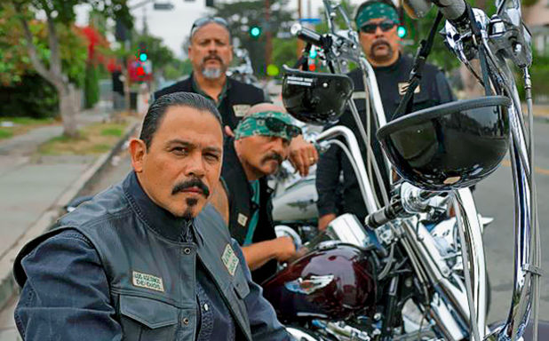 Sons of Anarchy mayans emilio alvarez man man