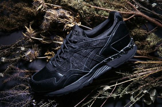 Time x Asics Gel - Lyte V 'Dress Up' man man