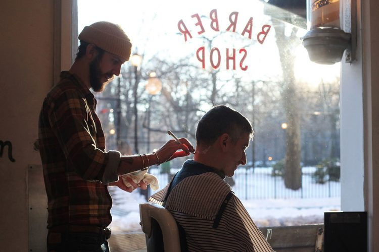 Dit is hoe je tegen je kapper praat MAN MAN