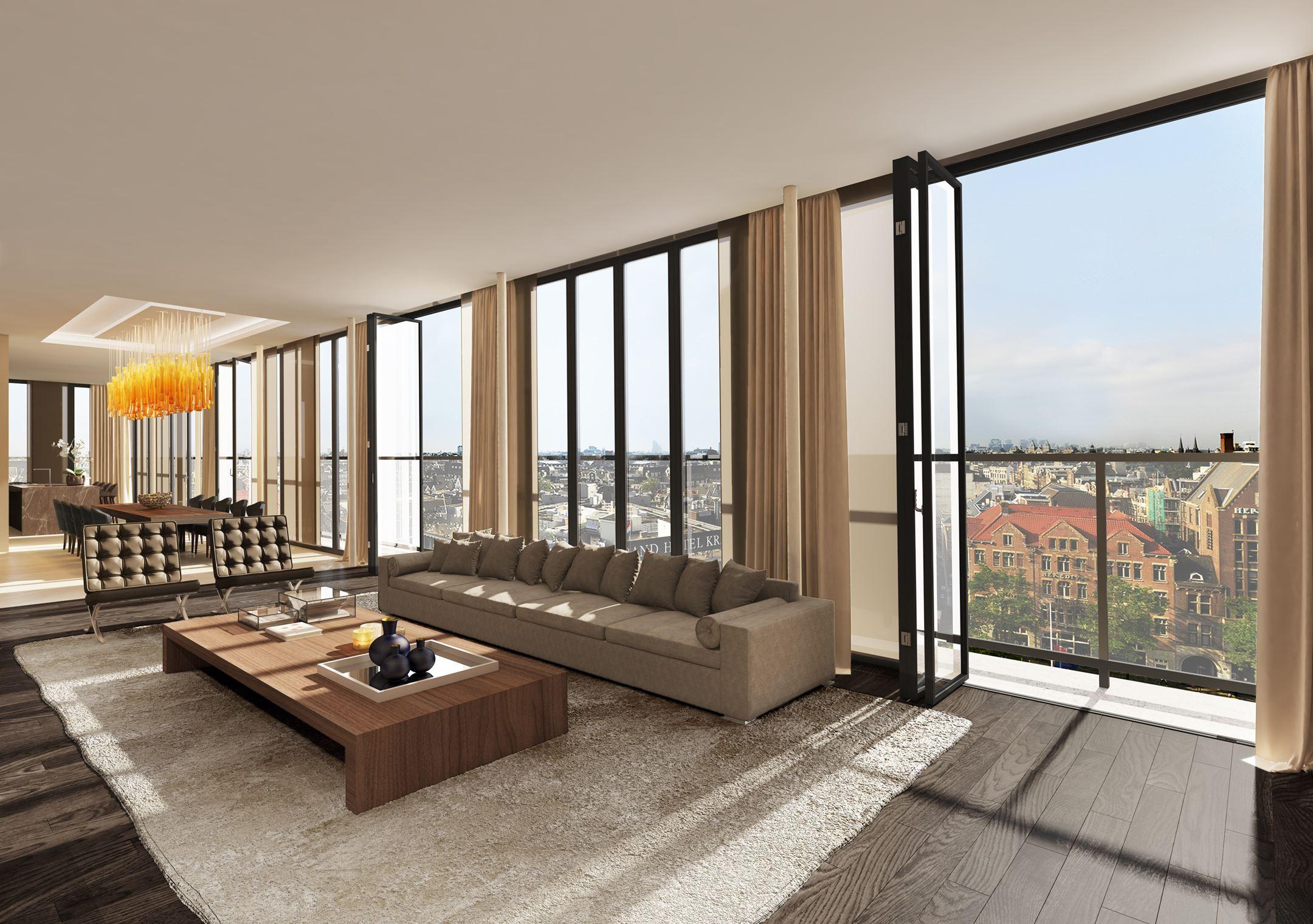 De 10 duurste penthouses die nu te koop staan in Nederland | MAN MAN
