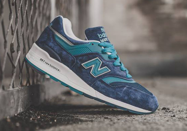 new balance 997 man man sneaker