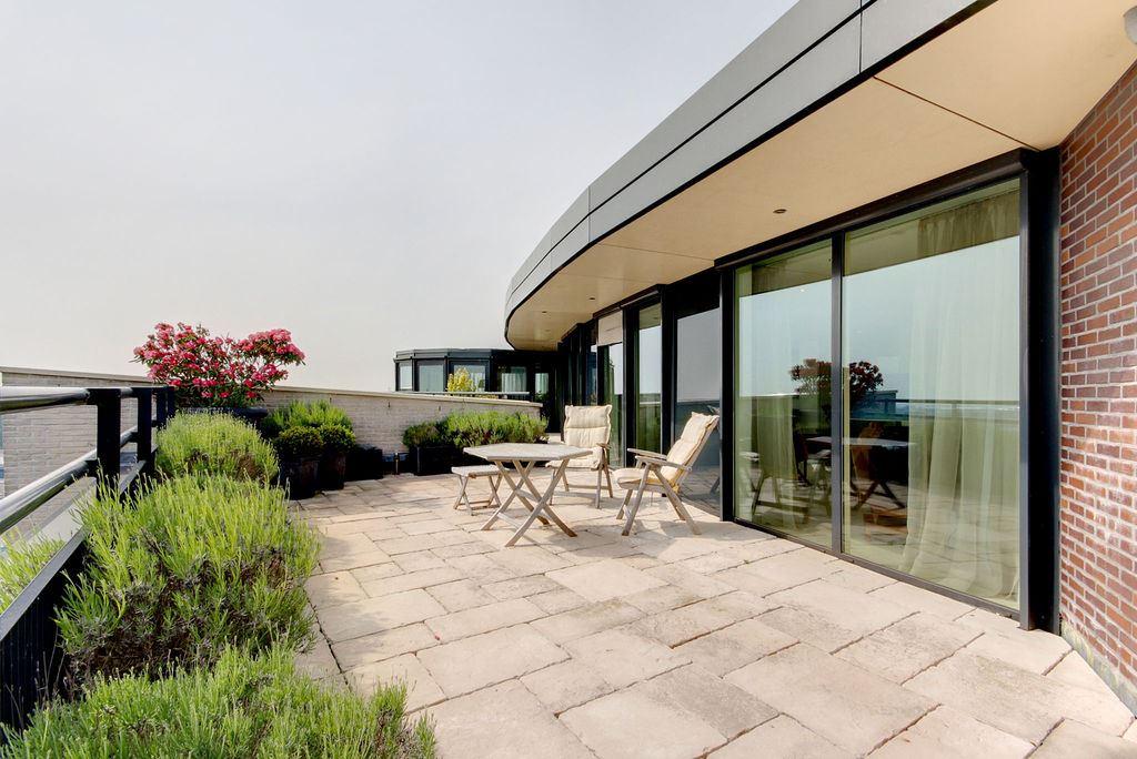De 10 duurste penthouses die nu te koop staan in nederland for Direct wonen rotterdam
