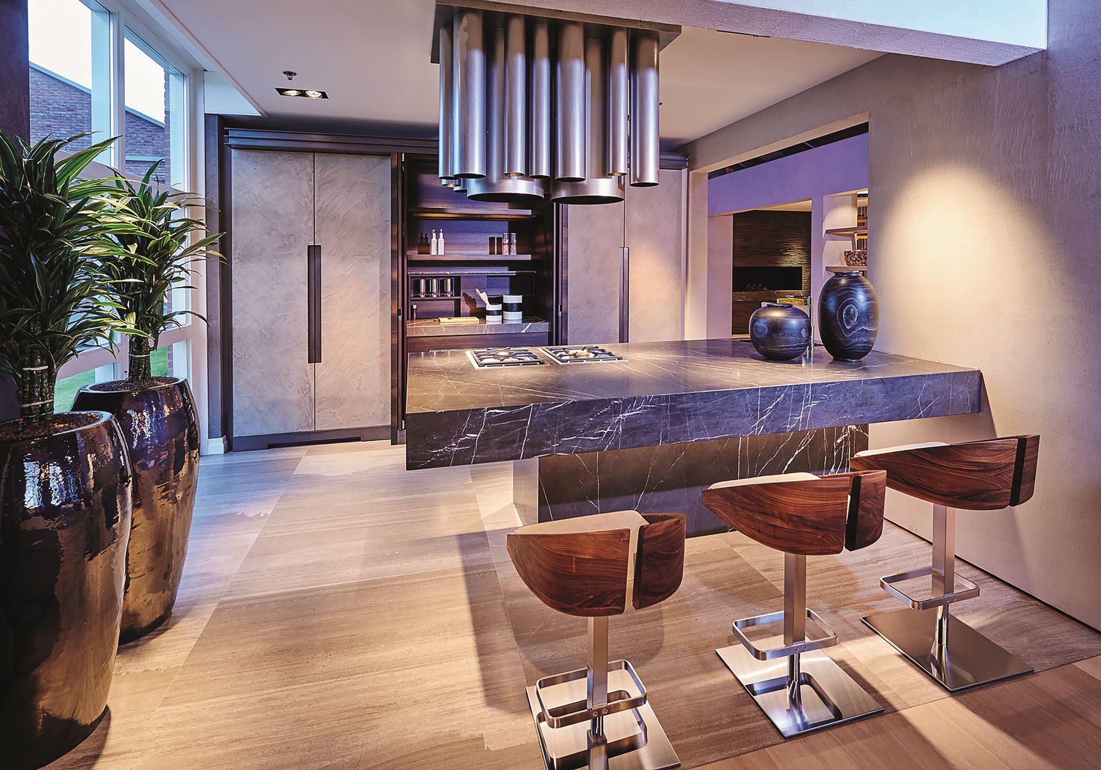Luxe modern interieur
