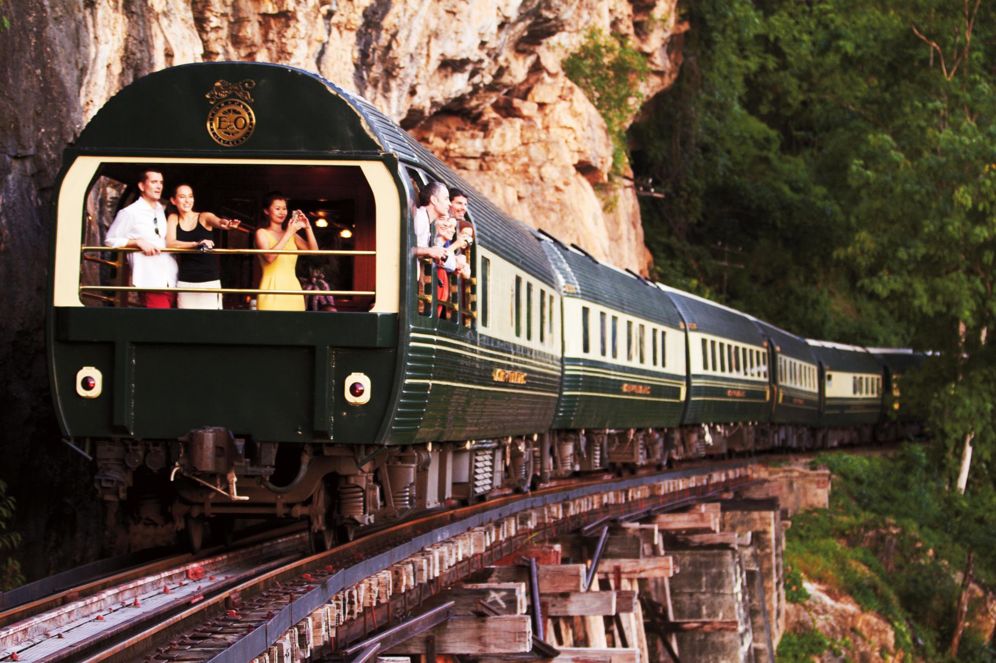 treinreis azie rusland man man
