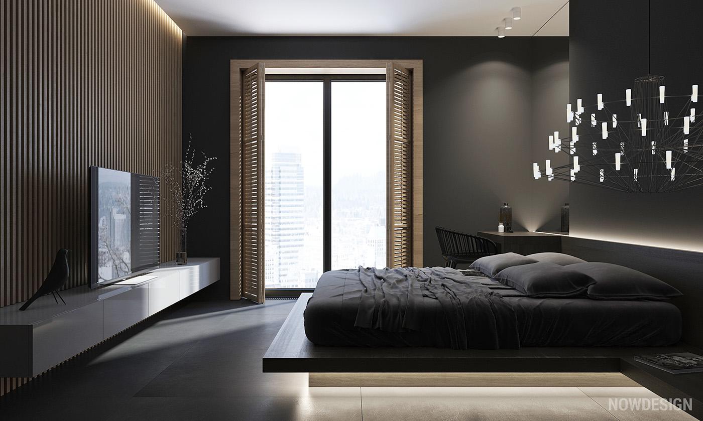 Black And White Master Bedroom Furniture