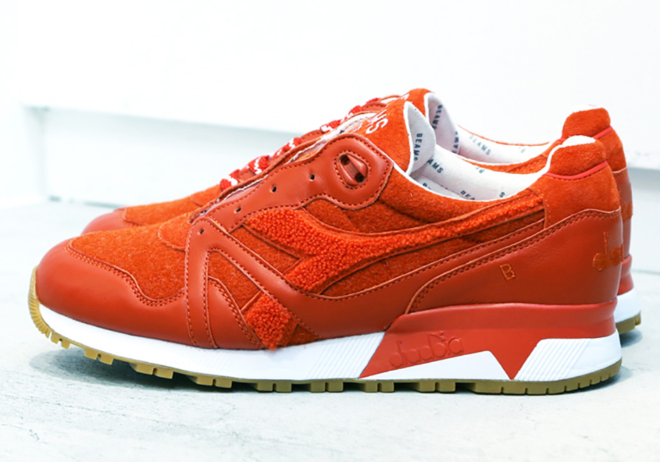 diadora n9000 beams sneakers winter manman