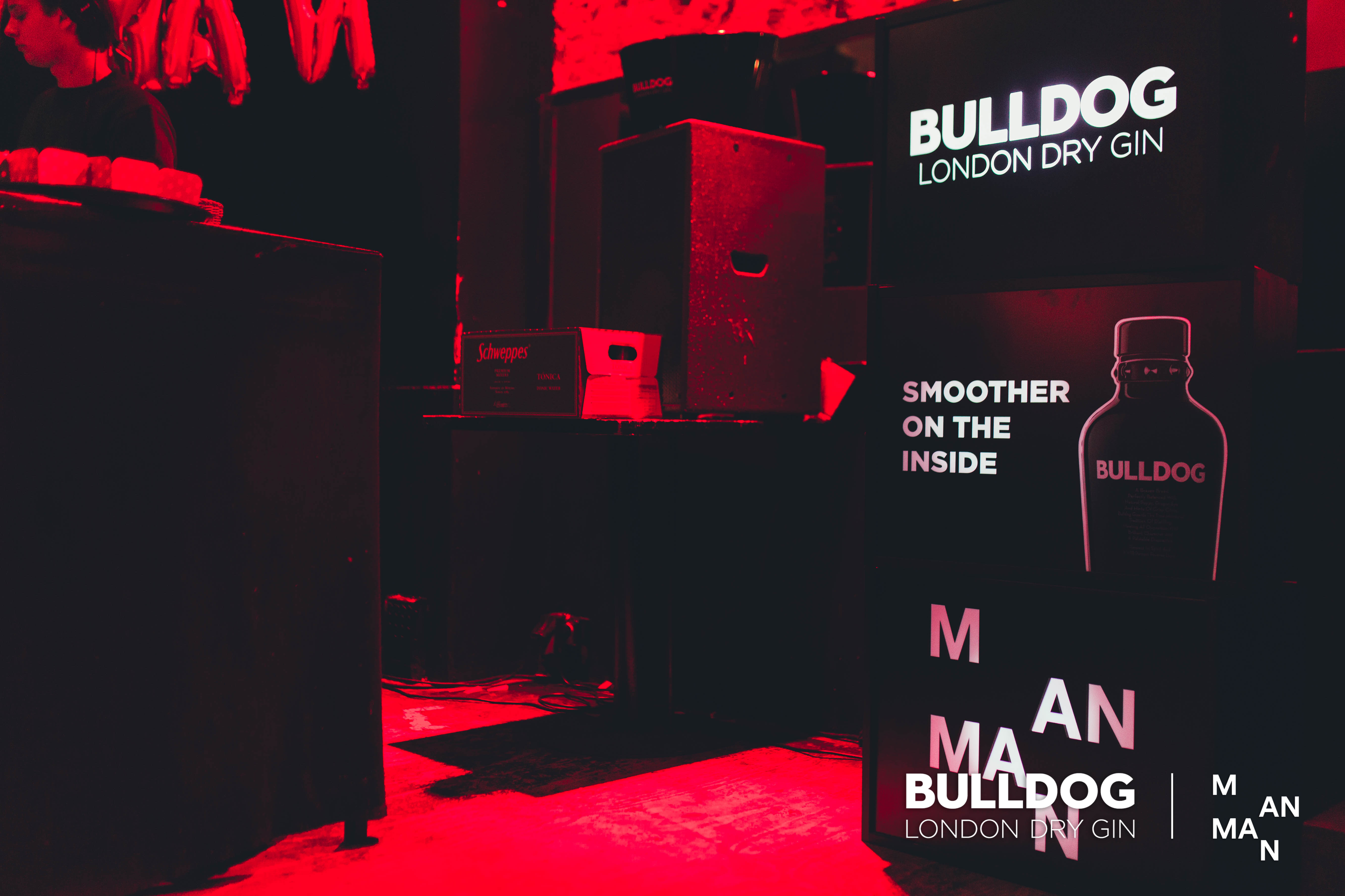 BULLDOG X MANMAN-7
