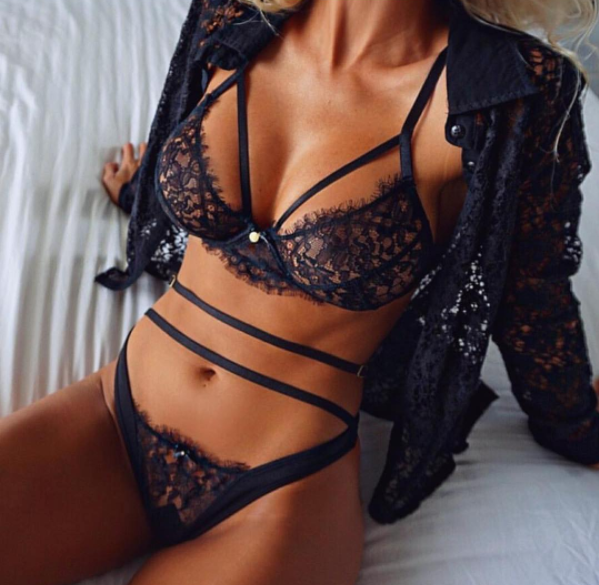 sexy lingerie vriendin partner man man