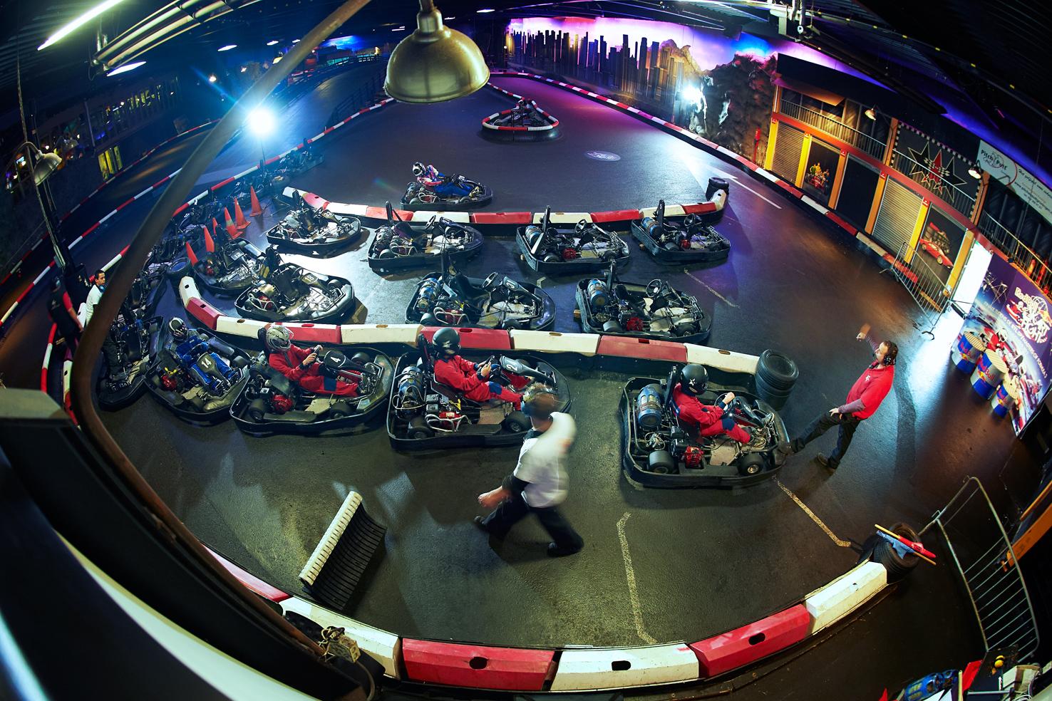 indoor euro kartbaan gorningen