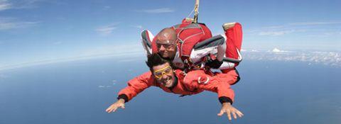 parachutesprong tandemsprong texel man man 1