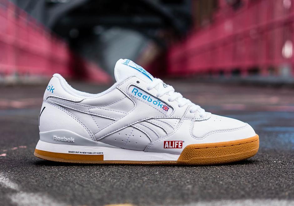 reebok sneakers alife man man