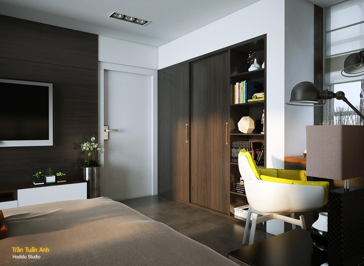 Inspiratie 4 unieke slaapkamers met geweldige details aan for Interieur inspiratie slaapkamer