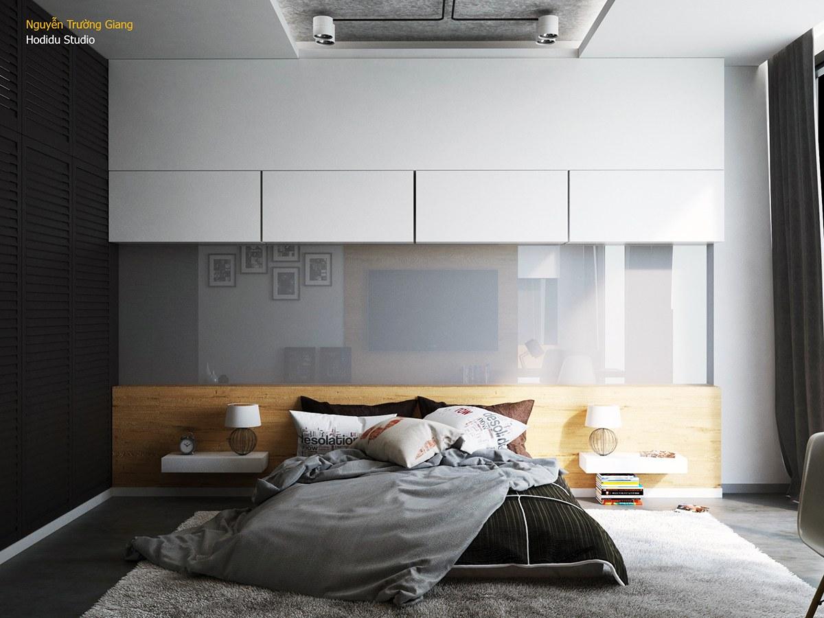 slaapkamer inrichten inspiratie man man
