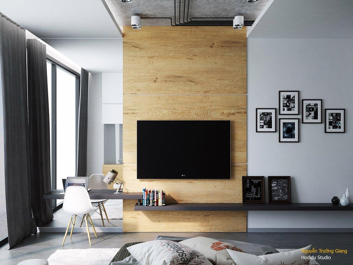 Slaapkamer Inrichten Student : Studio inrichten student. trendy excellent for more minimalism