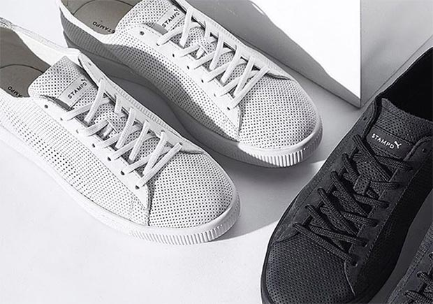 sneakers stampd puma clyde man man