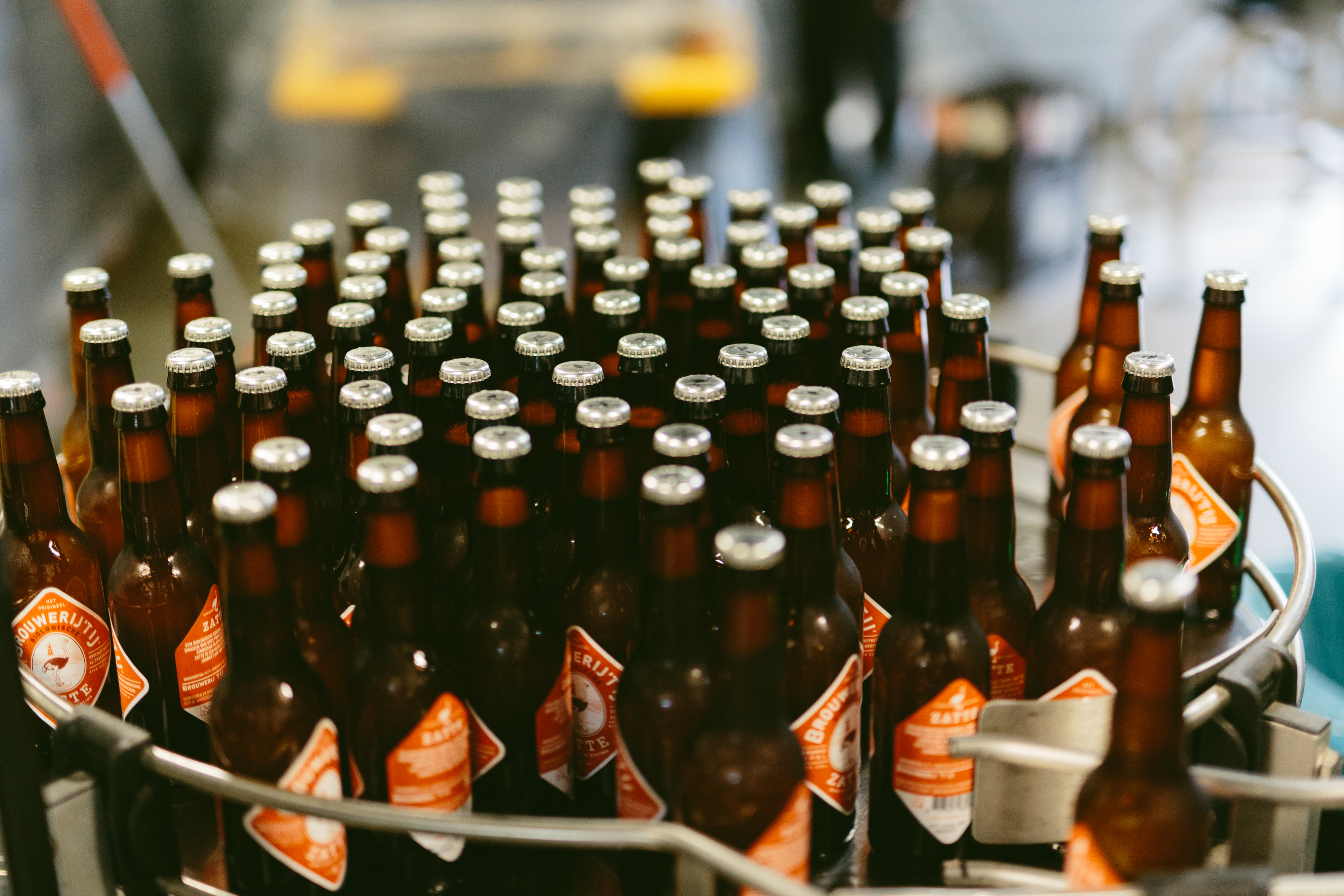 Bierbrouwerij t ij amsterdam man man