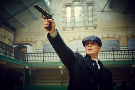 Peaky blinders man man tour