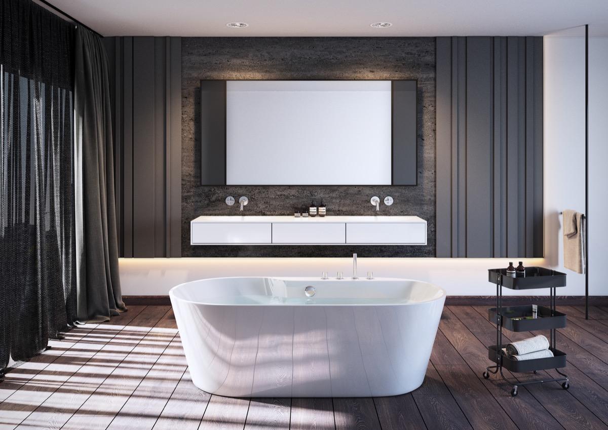 Badkamer inspiratie: creëer een ruimte vol rust en ontspanning ...