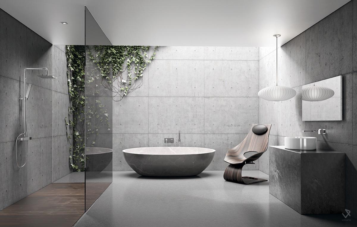 Badkamer inspiratie: creëer een ruimte vol rust en ontspanning | MAN MAN