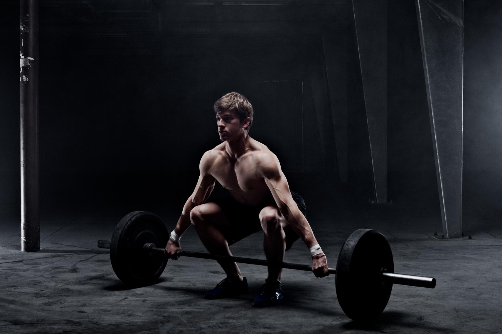 fitness routine man man 3