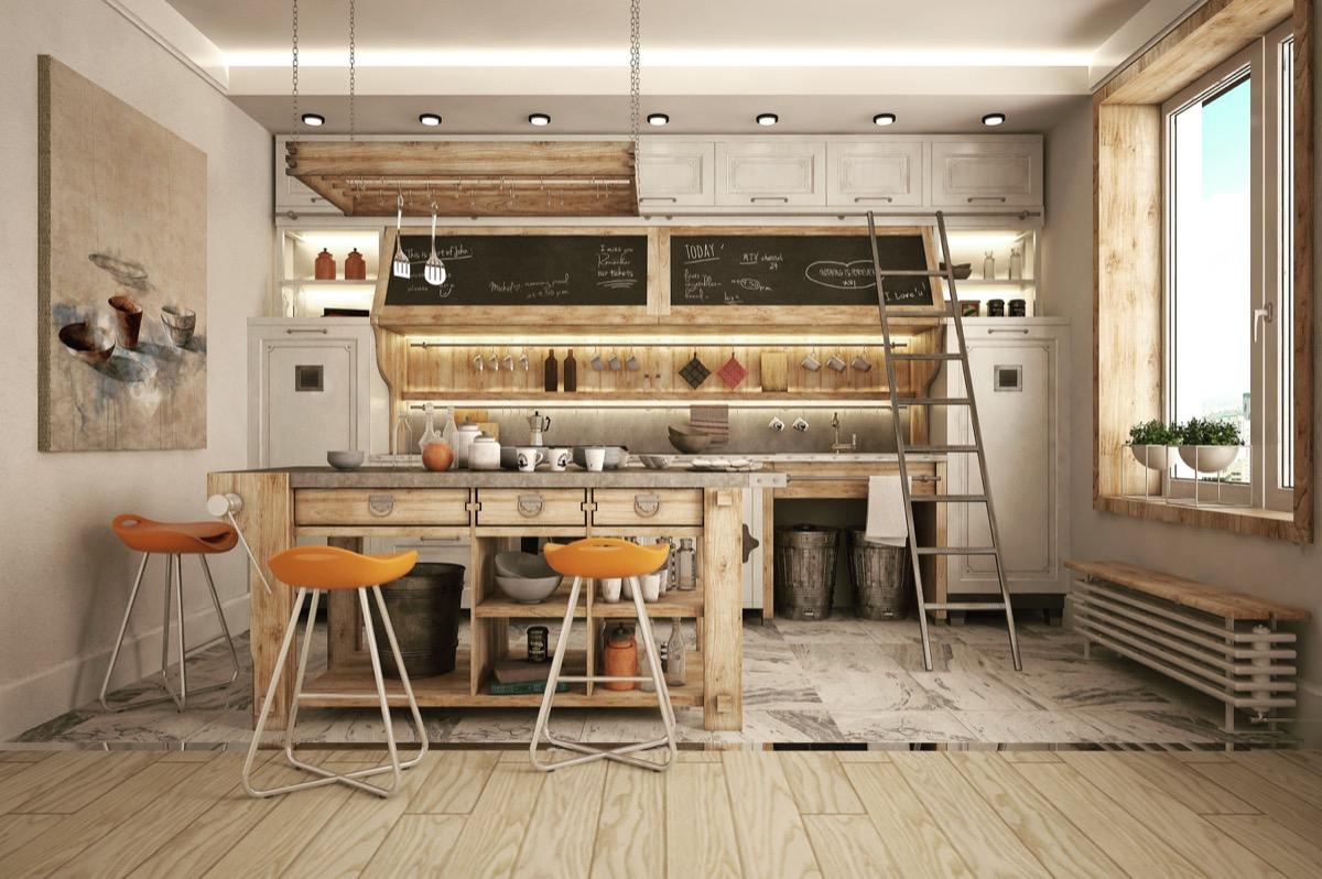 Industriele Keuken Industrial : Geef je huis een mannelijke look met deze industriële keukens man man