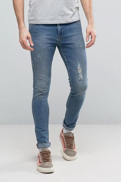 Vind de perfecte jeans voor jouw lichaamsbouw   MAN MAN