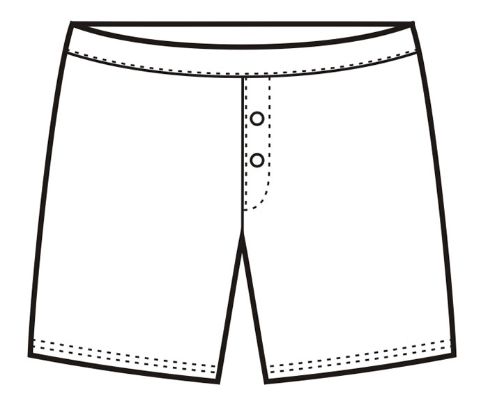 tradiotionele-boxer-short-ondergoed-heren-MAN MAN