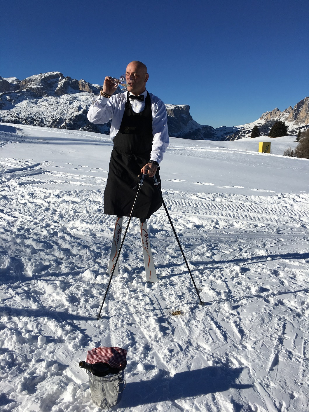 Alta Badia_Sommelier on the Slopes_Nicole Dorigo
