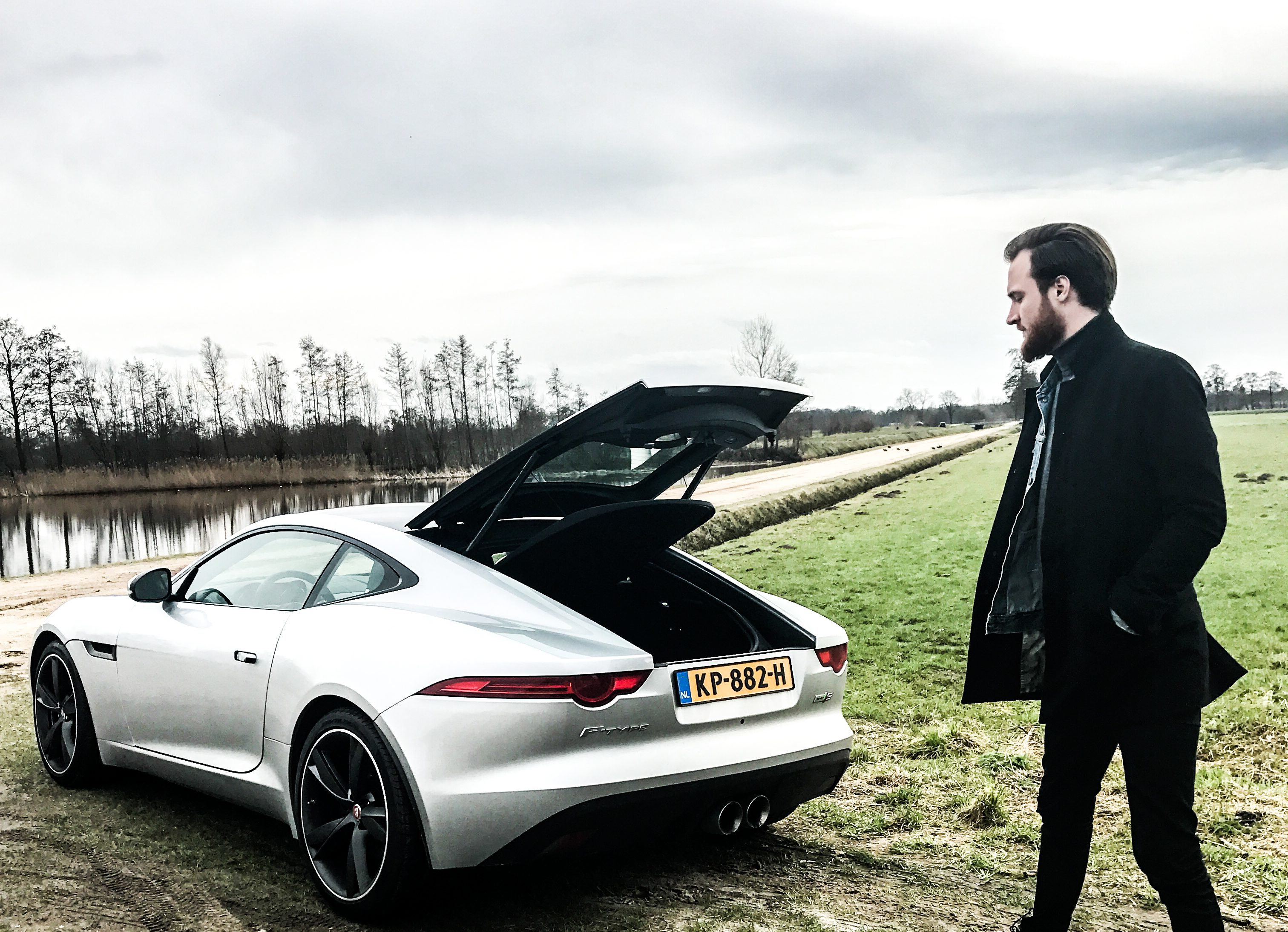 Jaguar F Type MAN MAN 4