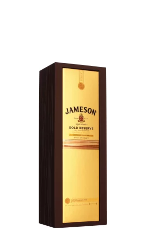 JAMESON GOLD RESERVE man man