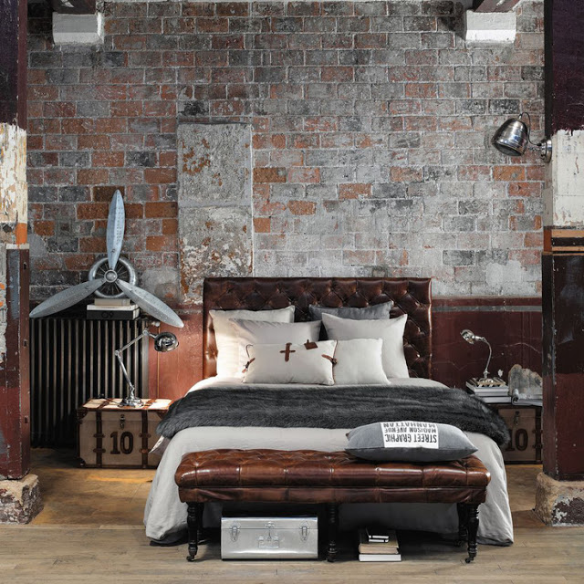wooninspiratie-bed-industrial-manman