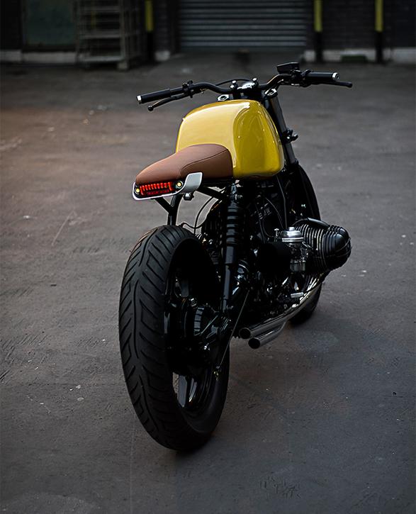 BMW r80 motor man man 4