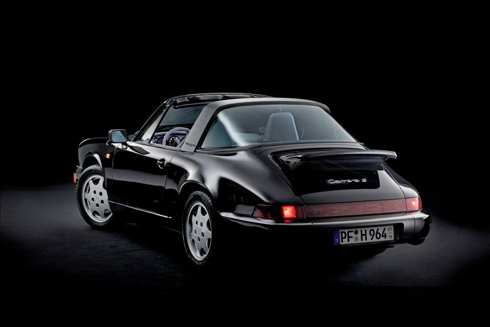 Porsche 911 targa man man 12
