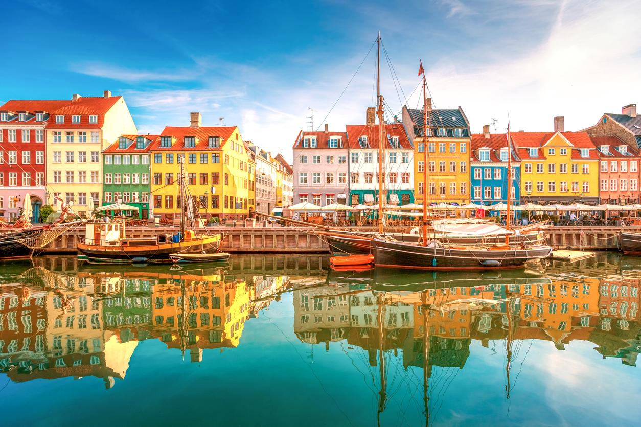 Kopenhagen, Nyhavn