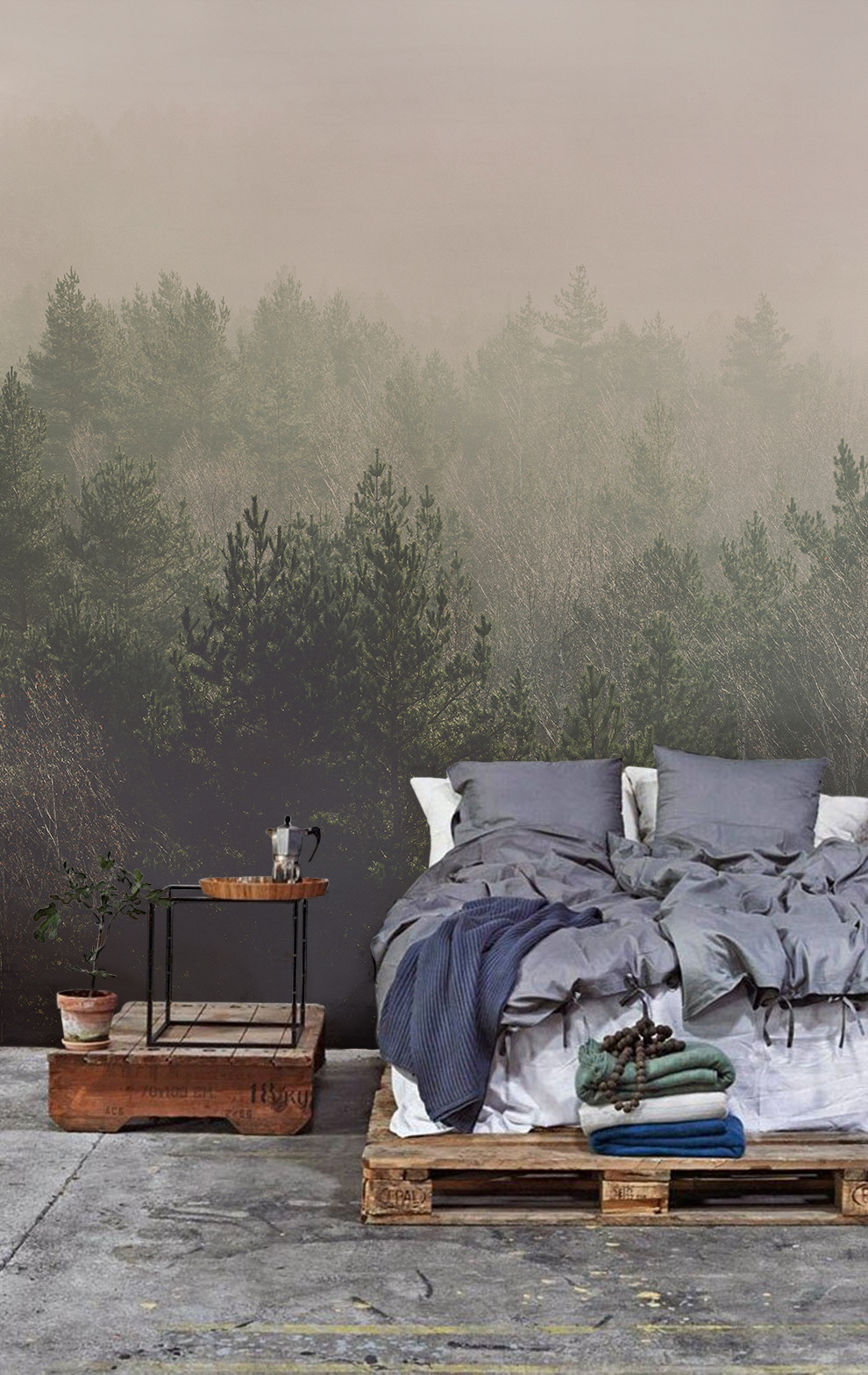 wooninspiratie-forest-bed-manman