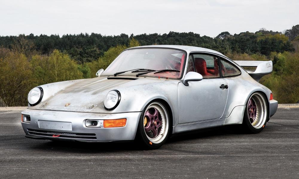 Porsche 911 Carrera RSR man man