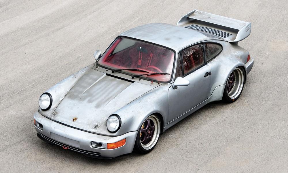 Porsche 911 Carrera RSR man man 2