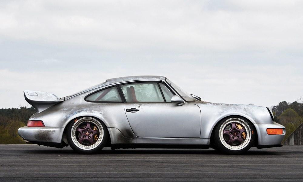 Porsche 911 Carrera RSR man man 3