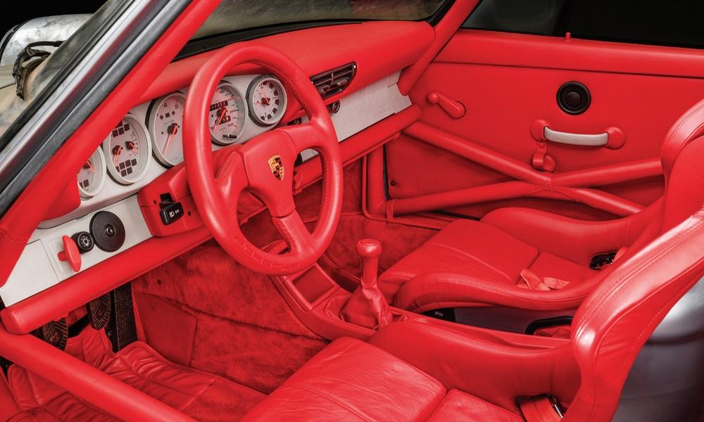 Porsche 911 Carrera RSR man man 6
