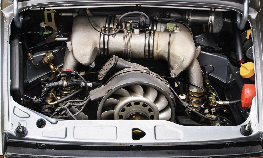 Porsche 911 Carrera RSR man man 8