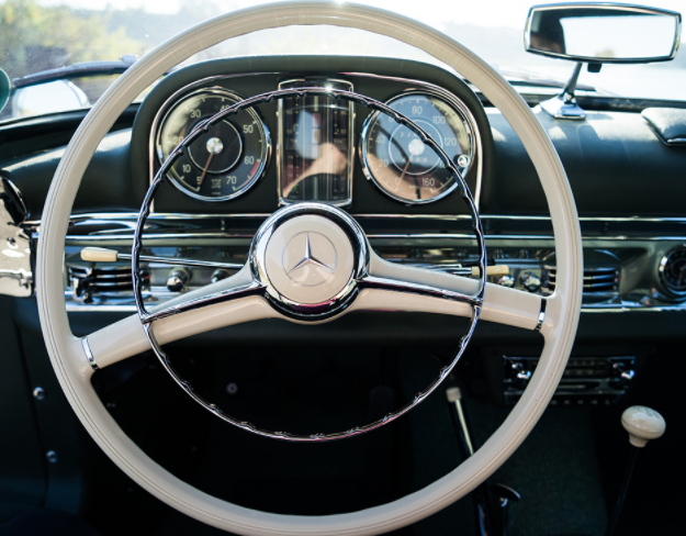 Mercedes 5 Man Man