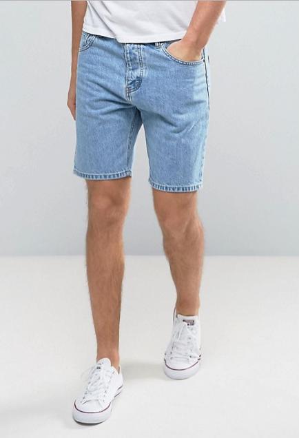 denim shorts schoenen manman - Welke Schoenen Onder Korte Broek Mannen