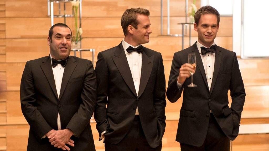 suits seizoen 5 man man 2
